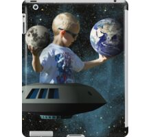 Space Play iPad Case/Skin