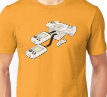 Classic Dreamcast Game Pad Unisex T-Shirt