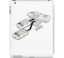 Classic Dreamcast Game Pad iPad Case/Skin