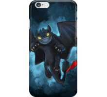 Alpha Toothless iPhone Case/Skin