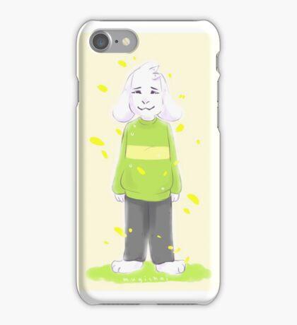 Undertale: Asriel Products iPhone Case/Skin