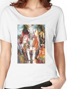 Ghost of a Robot Women's Relaxed Fit T-Shirt