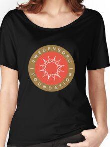 "Swedenborg Foundation ""Crest"" Logo Women's Relaxed Fit T-Shirt"