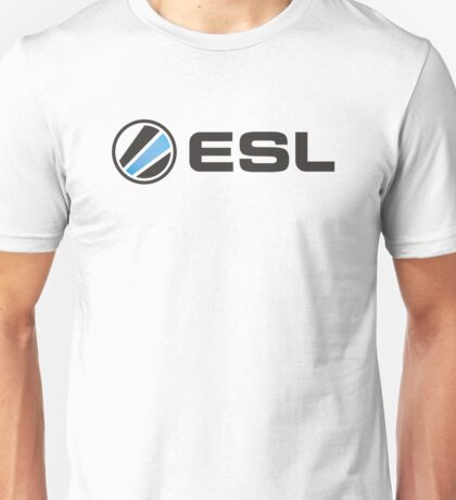 ESL - CS:GO  Unisex T-Shirt