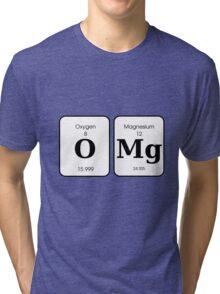 OMG - Oxygen Magnesium Tri-blend T-Shirt