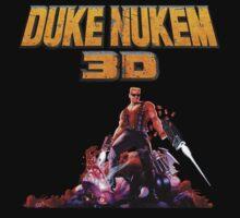 Duke 3D One Piece - Short Sleeve