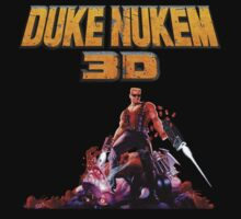Duke 3D Kids Tee