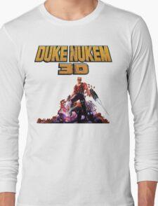 Duke 3D Long Sleeve T-Shirt