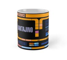 Captains Drink Raktajino Mug