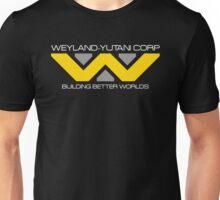 WEYLAND YUTANI ALIEN (2) Unisex T-Shirt