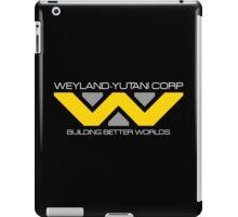WEYLAND YUTANI ALIEN (2) iPad Case/Skin