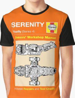 Haynes Manual - Serenity - T-shirt Graphic T-Shirt