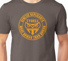 TYRELL CORPORATION - BLADE RUNNER (YELLOW) Unisex T-Shirt