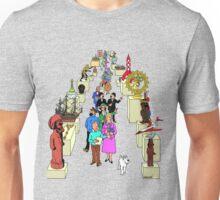 Tintin Museum Unisex T-Shirt