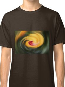 Abstract From Hibiscus  Classic T-Shirt