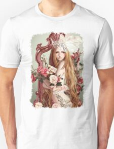 The Flowers Mirror Unisex T-Shirt