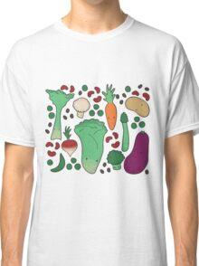 Veggie Delight Classic T-Shirt