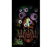 Alien Wizard if Eyes Photographic Print