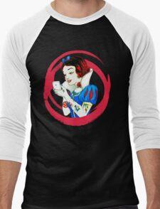 Punk princesses #1 Men's Baseball ¾ T-Shirt