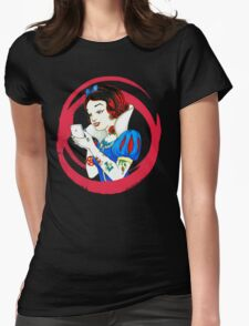 Punk princesses #1 Womens Fitted T-Shirt