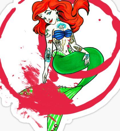 Punk princesses #4 Sticker