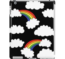 Rainbows retro style iPad Case/Skin