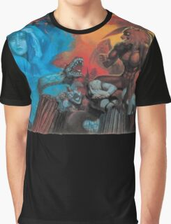Altered Beast Retro Game Graphic T-Shirt