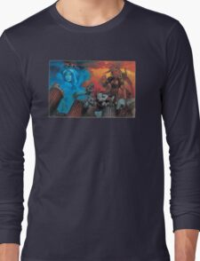 Altered Beast Retro Game Long Sleeve T-Shirt
