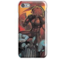 Altered Beast Retro Game iPhone Case/Skin