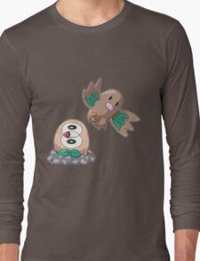 Rowlet Long Sleeve T-Shirt