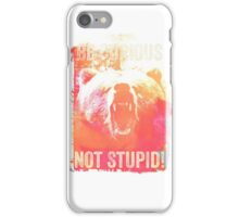Be Curious iPhone Case/Skin
