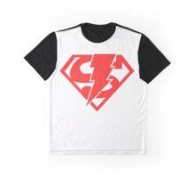 Super-Shazam - Version B Graphic T-Shirt