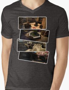CS GO MAPS HQ Mens V-Neck T-Shirt