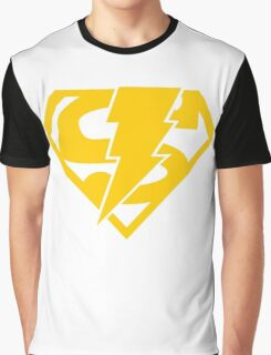 Super-Shazam - Version C Graphic T-Shirt