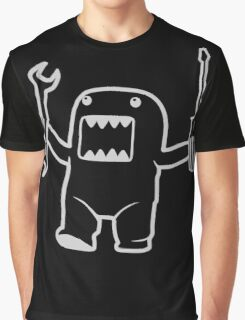 JDM Domo Monster Graphic T-Shirt