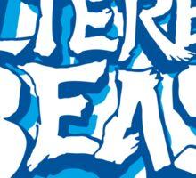 Altered Beast Logo retro 16bit Sticker