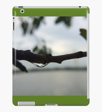Washington Rain  iPad Case/Skin