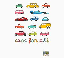 Cars for all Unisex T-Shirt