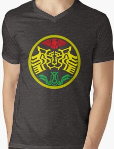 kamen rider Mens V-Neck T-Shirt