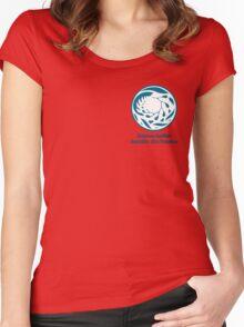 Cetacean Institute Women's Fitted Scoop T-Shirt