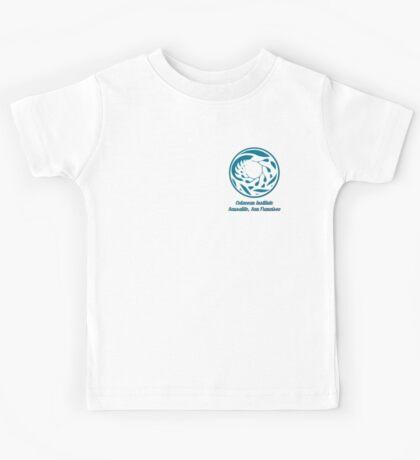 Cetacean Institute Kids Tee