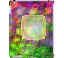 Cube Galaxies iPad Case/Skin