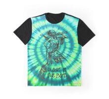 Grateful Dead Tie dye Graphic T-Shirt