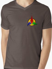 Klingon Empire Mens V-Neck T-Shirt