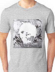 Moon shaped pool Unisex T-Shirt