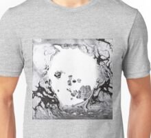 Moon shaped pool Unisex T-Shirt