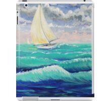 Windy Sail iPad Case/Skin