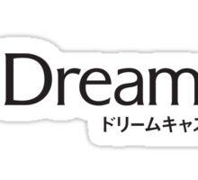 Dreamcast Logo Japanese Version Sticker