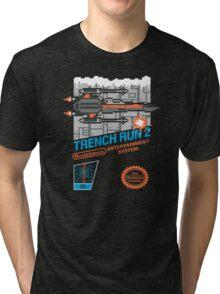 Trench Run 2 Tri-blend T-Shirt