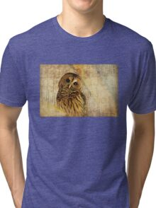 Here's Lookin' At You, Kid! Tri-blend T-Shirt